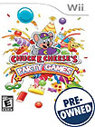 Chuck E Cheese's Party Games - PRE-OWNED - Nintendo Wii
