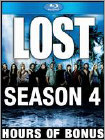 Lost: The Complete Fourth Season [5 Discs / Blu-ray] - Blu-ray Disc