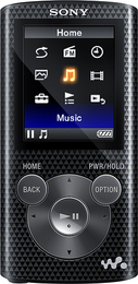 Sony NWZE384 8GB MP3 Video Player