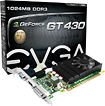 Buy Graphics Cards - EVGA GeForce GT 430 1GB GDDR3 PCI Express 20 Graphics Card