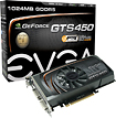 Buy Graphics Cards - EVGA GeForce GTS 450 FPB 1GB GDDR5 PCI Express 20 Graphics Card