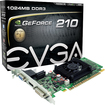 EVGA - GeForce 210 1GB DDR3 PCI Express 2.0 Graphics Card