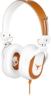 Skullcandy - University of Texas Longhorns Agent Over-the-Ear Headphones