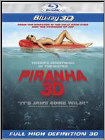 Piranha Blu ray 3D Review photo
