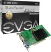 Buy Graphics Cards - EVGA GeForce 6200 512MB DDR2 PCI Graphics Card