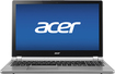 "Acer - Aspire M5 15.6"" Touch-Screen Laptop - 8GB Memory - 1TB Hard Drive - Silver"