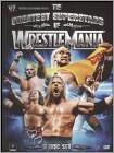 WWE: The Greatest Superstars of Wrestlemania - Fullscreen