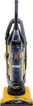Eureka - Airspeed Gold HEPA Bagless Upright Vacuum - Black/Gold