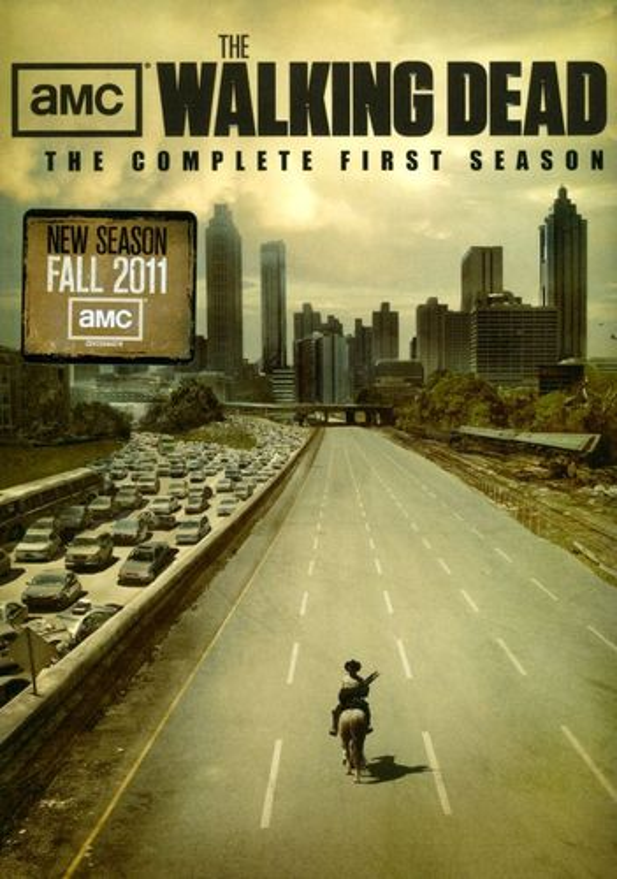 Walking Dead: The Complete First Season [2 Discs] (DVD)