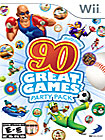 Buy Electronic Games  - Family Party: 90 Great Games Party Pack - Nintendo Wii