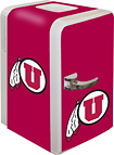 Boelter - Utah Utes Portable Party Fridge