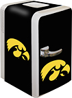 Boelter - Iowa Hawkeyes Portable Party Fridge