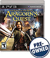 The Lord of the Rings: Aragorn's Quest - PRE-OWNED - PlayStation 3
