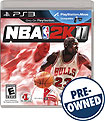 NBA 2K11 - PRE-OWNED - PlayStation 3