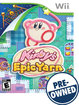 Kirby's Epic Yarn - PRE-OWNED - Nintendo Wii