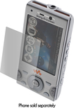 ZAGG - InvisibleSHIELD for Sony Ericsson W995 Mobile Phones - Clear