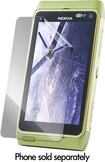Buy Phones - ZAGG InvisibleSHIELD for Nokia N8 Mobile Phones - Clear