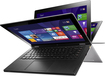 "Lenovo - IdeaPad Yoga Ultrabook 2-in-1 11.6"" Touch-Screen Laptop - 4GB Memory - 128GB Solid State Drive - Silver Gray"