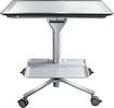 Lenovo - IdeaCentre Horizon HT600 Multimode Computer Table - Silver