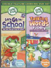 LeapFrog: Let's go to School/Talking Words Factory - Dolby - DVD
