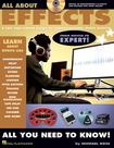Hal Leonard - All About Effects Instructional Book and CD