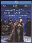 18748427 Giuseppe Verdi: Simon Boccanegra [Teatro Comunale di Bologna] Blu ray Review