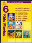 MGM Movie Collection: 6 Kids Movies [3 Discs] - Widescreen Pan & Scan - DVD