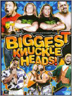 WWE: Biggest Knuckleheads - Fullscreen AC3 Dolby