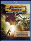 Dungeons & Dragons/Dungeons & Dragons: Wrath of the Dragon God - Widescreen Dubbed - DVD