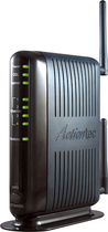 Actiontec - 4-Port Ethernet Broadband Router with Wireless-N