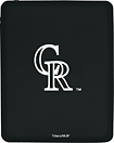 Tribeca - Colorado Rockies Silicone Shield for Apple iPad - Black