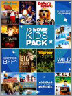 10 Movie Kids Pack [3 Discs] - Fullscreen 2 Pack - DVD