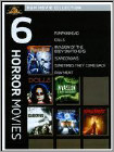 MGM Movie Collection: 6 Horror Movies [3 Discs] - Widescreen