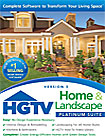 HGTV Home & Landscape Platinum Suite Version 3 - Windows