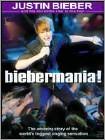 Justin Bieber: Biebermania! - DVD