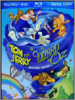 Tom and Jerry & The Wizard of Oz - Blu-ray Disc