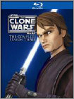 Star Wars: The Clone Wars - The Complete Season Three [3 Discs / Blu-ray] - Blu-ray Disc