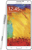 Samsung - Galaxy Note 3 4G Cell Phone - White (Sprint)