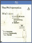 19641407 The Philharmonics: Waltzes [Strauss/Schoenberg/Berg/Webern] Blu ray Review