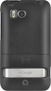 Buy Phones - Platinum Series Case for HTC Thunderbolt Mobile Phones - Black