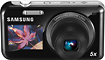 Samsung - PL120 14.2-Megapixel Digital Camera - Black