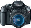 Canon - EOS Rebel 122 Megapixel Digital SLR Camera (Body with Lens Kit) - 18 mm-55 mm Lens
