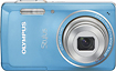 Buy Cameras - Olympus 14.0-Megapixel Zoom Digital Camera - Blue