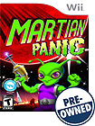 Martian Panic - PRE-OWNED - Nintendo Wii