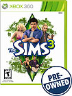 The Sims 3 PRE-OWNED - Xbox 360