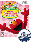 Sesame Street Elmo's A-to-Zoo Adventure: The Videogame - PRE-OWNED - Nintendo Wii