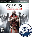 Assassin's Creed Brotherhood - PRE-OWNED - PlayStation 3