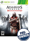 Assassin's Creed Brotherhood - PRE-OWNED - Xbox 360