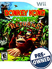 Donkey Kong Country Returns - PRE-OWNED - Nintendo Wii