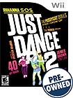 Just Dance 2 - PRE-OWNED - Nintendo Wii